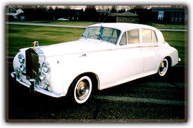 Vintage Limo For Weddings