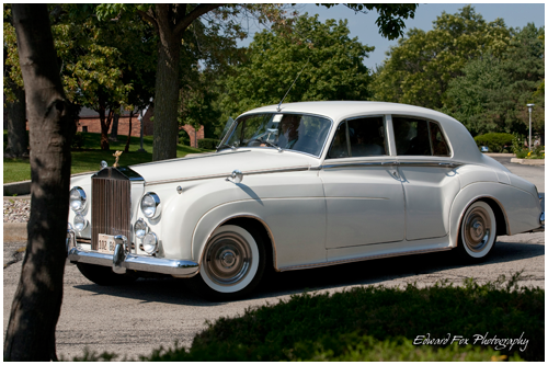 Vintage Limo Service for Weddings